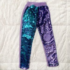 Other - Reversible sequin pants